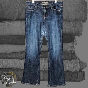 Old Navy The Sweetheart Boot Cut Jean - Size 10